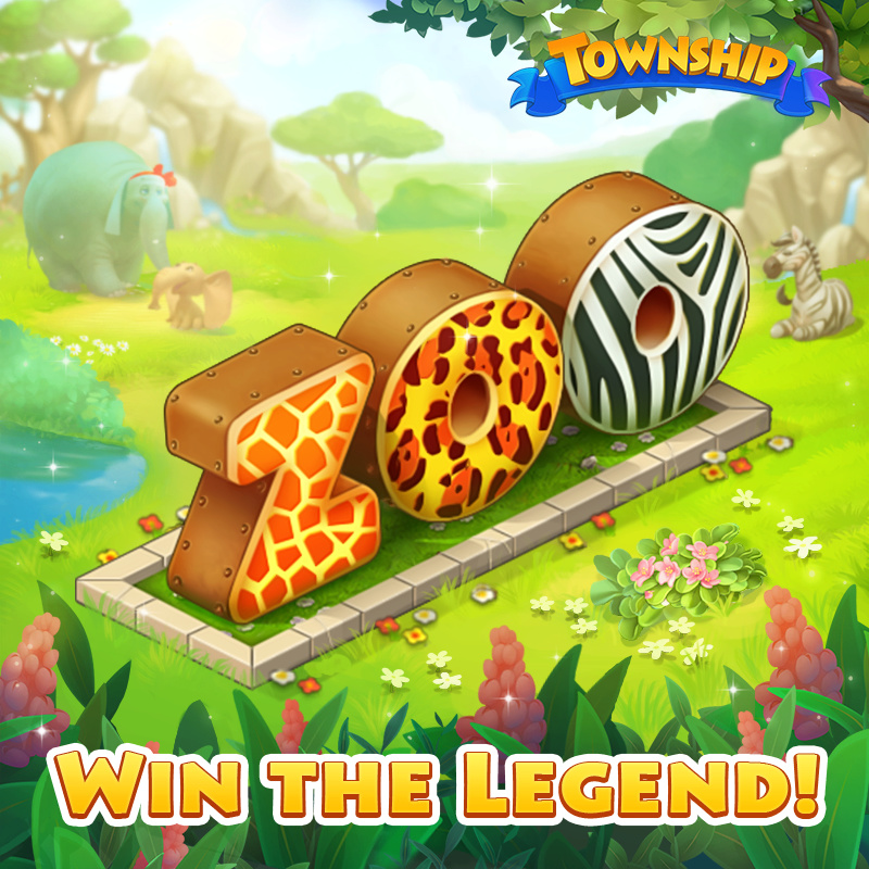 Zoo Sign - Win 96416610