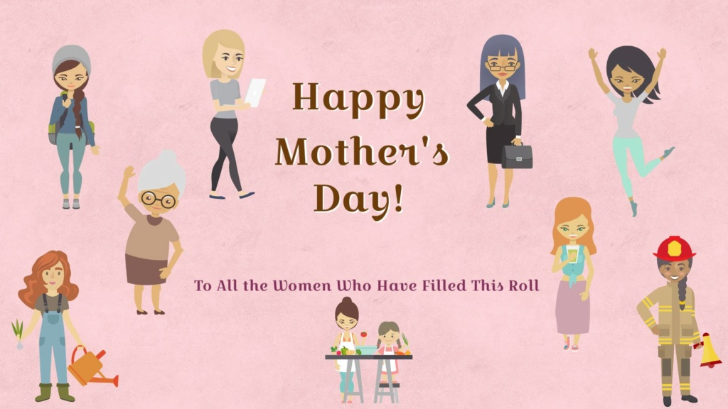 Mother's Day Wishes Sketch16