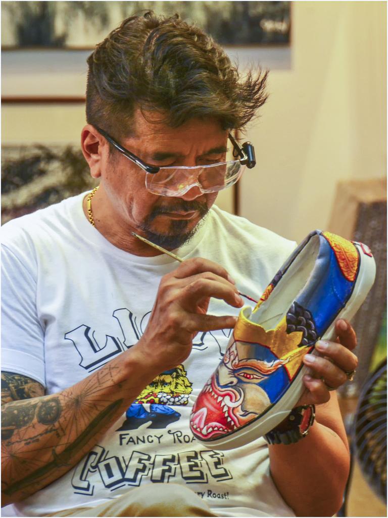 [Instants_de_vie_et_rue] Customisation de chaussure Dsc_7012