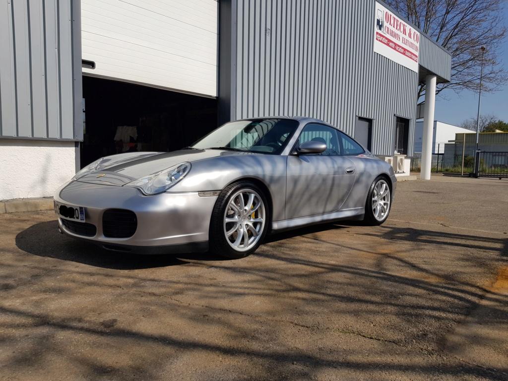 Vends Porsche 911 996 carrera 4S 3L6 i Année 2005 20200410