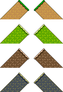 tilesets by krish  Angled17