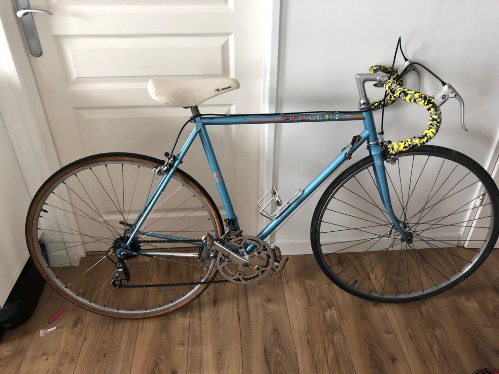 Quelles roues pour un peugeot Bike11