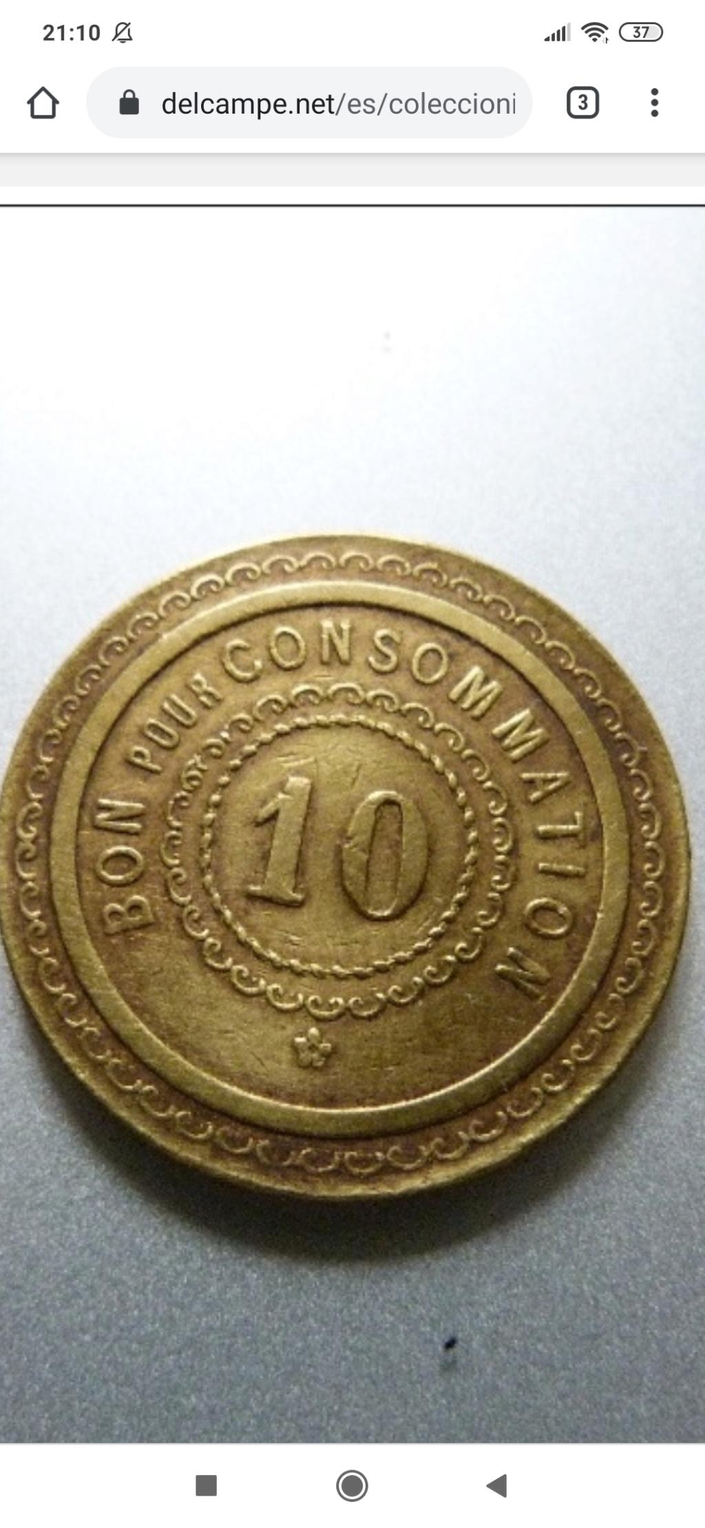 Identificación de moneda de cobre Screen11