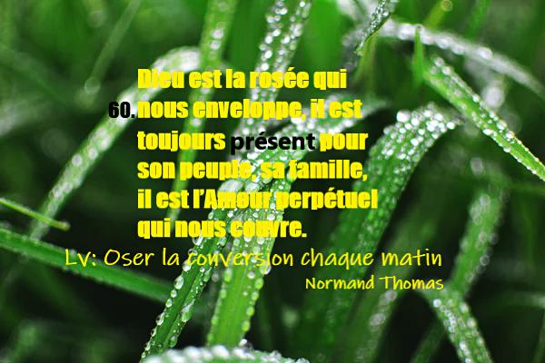 Courtes phrases spirituelles de Normandt C60_110