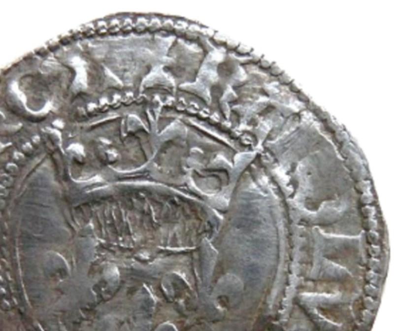 """Féodale, ou autre ? C'est """"autre"""" : une royale d'Henri V de Lancastre (niquet au léopard, Rouen) - Page 2 15481610"""