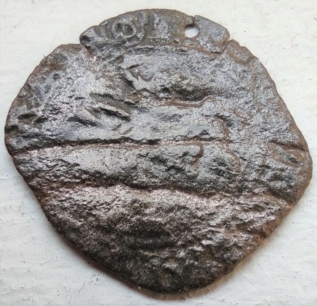 """Féodale, ou autre ? C'est """"autre"""" : une royale d'Henri V de Lancastre (niquet au léopard, Rouen) 16150410"""