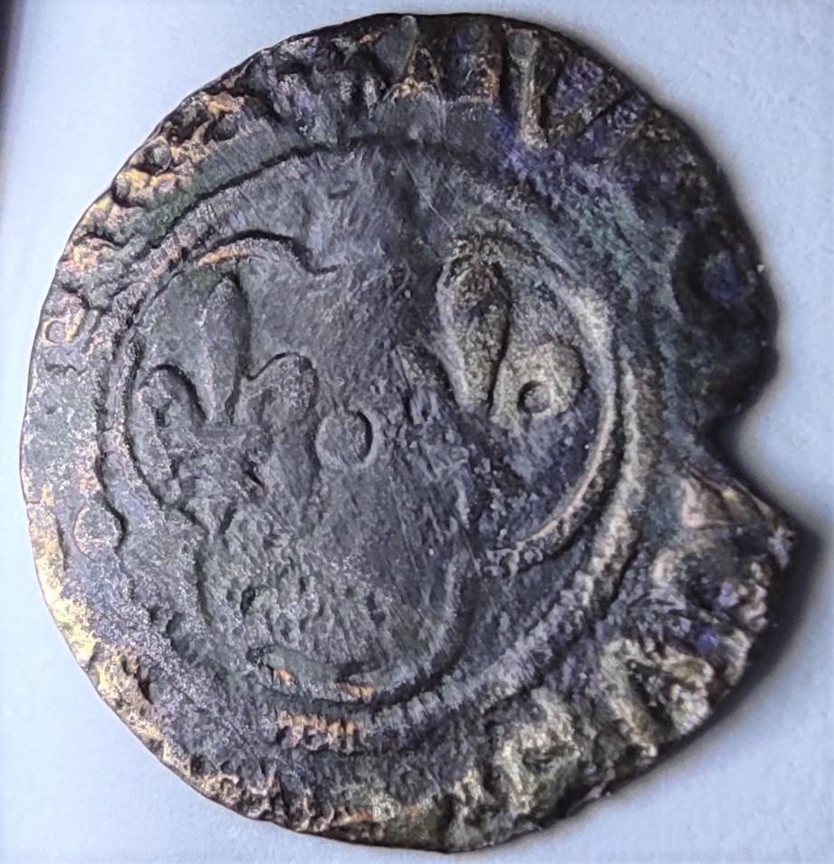 Denier Tournois de Louis XII, Rouen 16173010