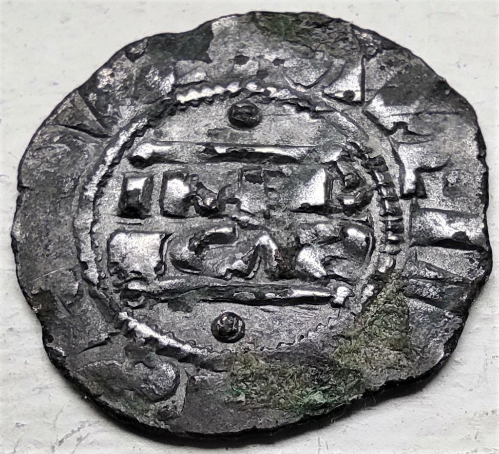 Denier champenois de l'archevéché de Reims pour Henri II (1227-1240) ... 16176110