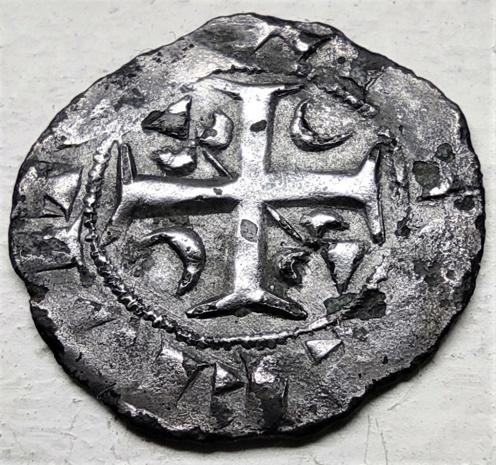Denier champenois de l'archevéché de Reims pour Henri II (1227-1240) ... 16176111