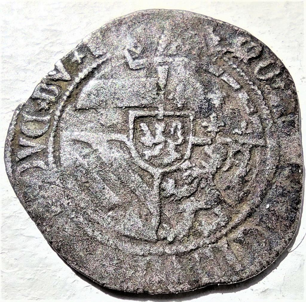 Gros émis lors de la minorité de Charles-Quint (entre fin 09/1506 et début 01/1515) 16177110