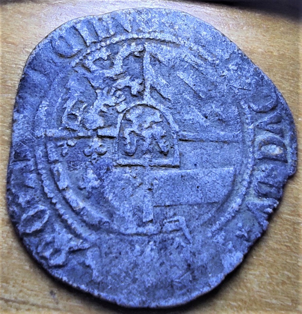 Gros émis lors de la minorité de Charles-Quint (entre fin 09/1506 et début 01/1515) 16177210
