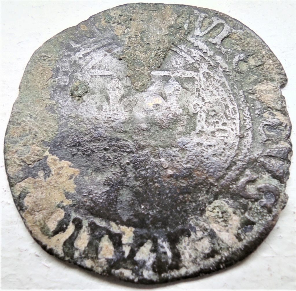 Blanc à la couronne de Louis XII, atelier indéterminé 16180610