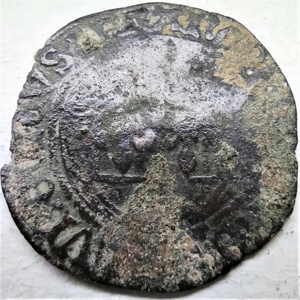 Blanc à la couronne de Louis XII, atelier indéterminé 16180612