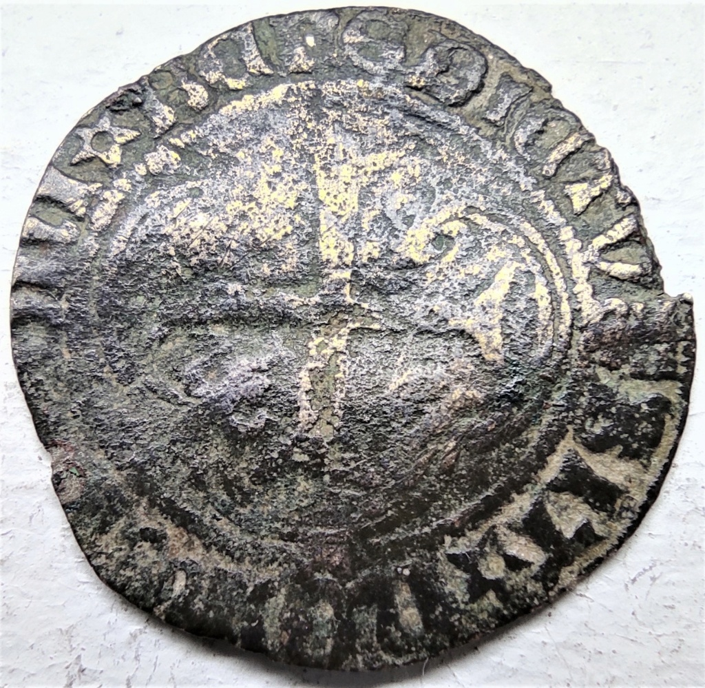 Blanc à la couronne de Louis XII, atelier indéterminé 16180613