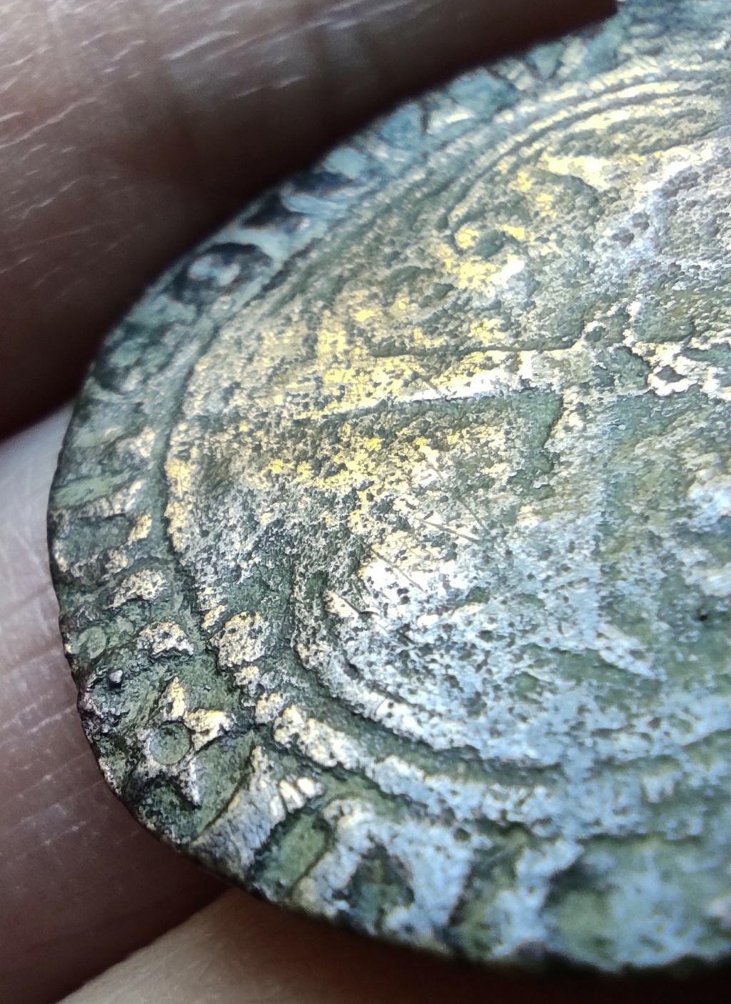 Blanc à la couronne de Louis XII, atelier indéterminé 16182110
