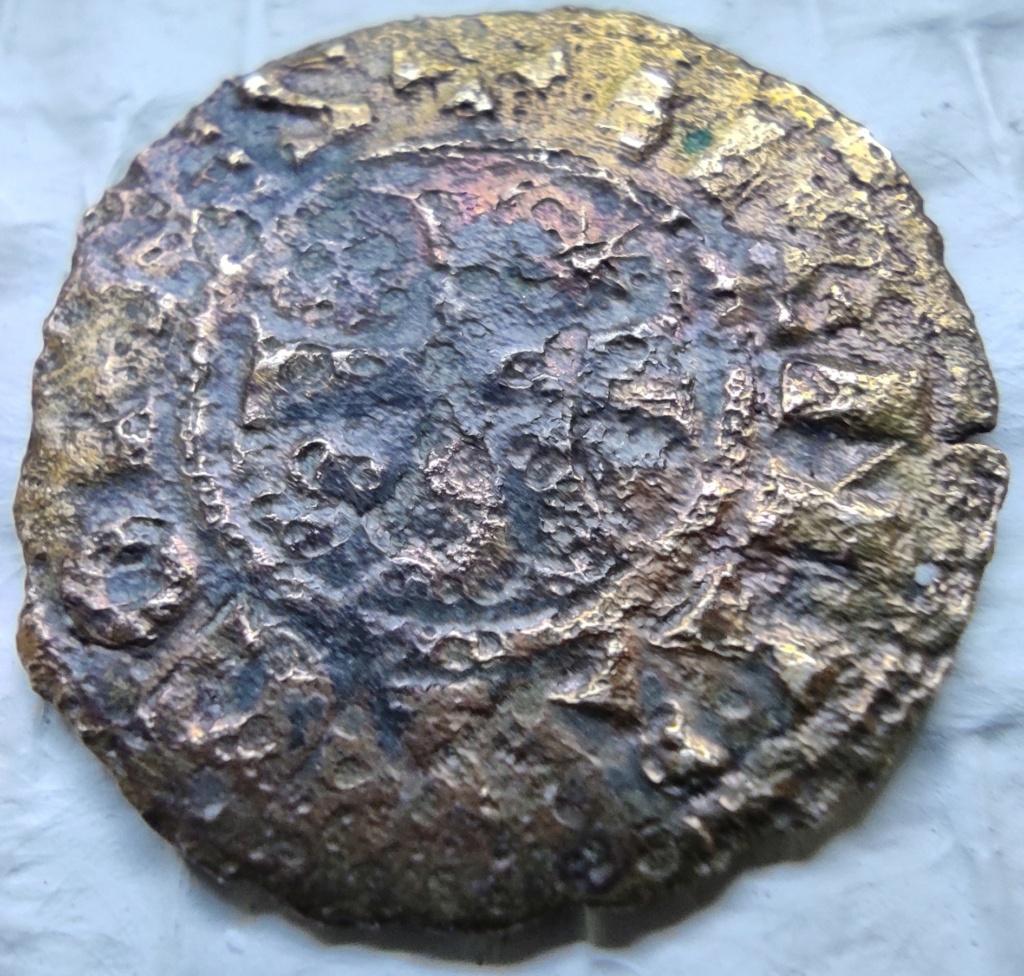 Denier de Billon d'Henri II de Troyes 1180-1197 (PA 5954) 16187611