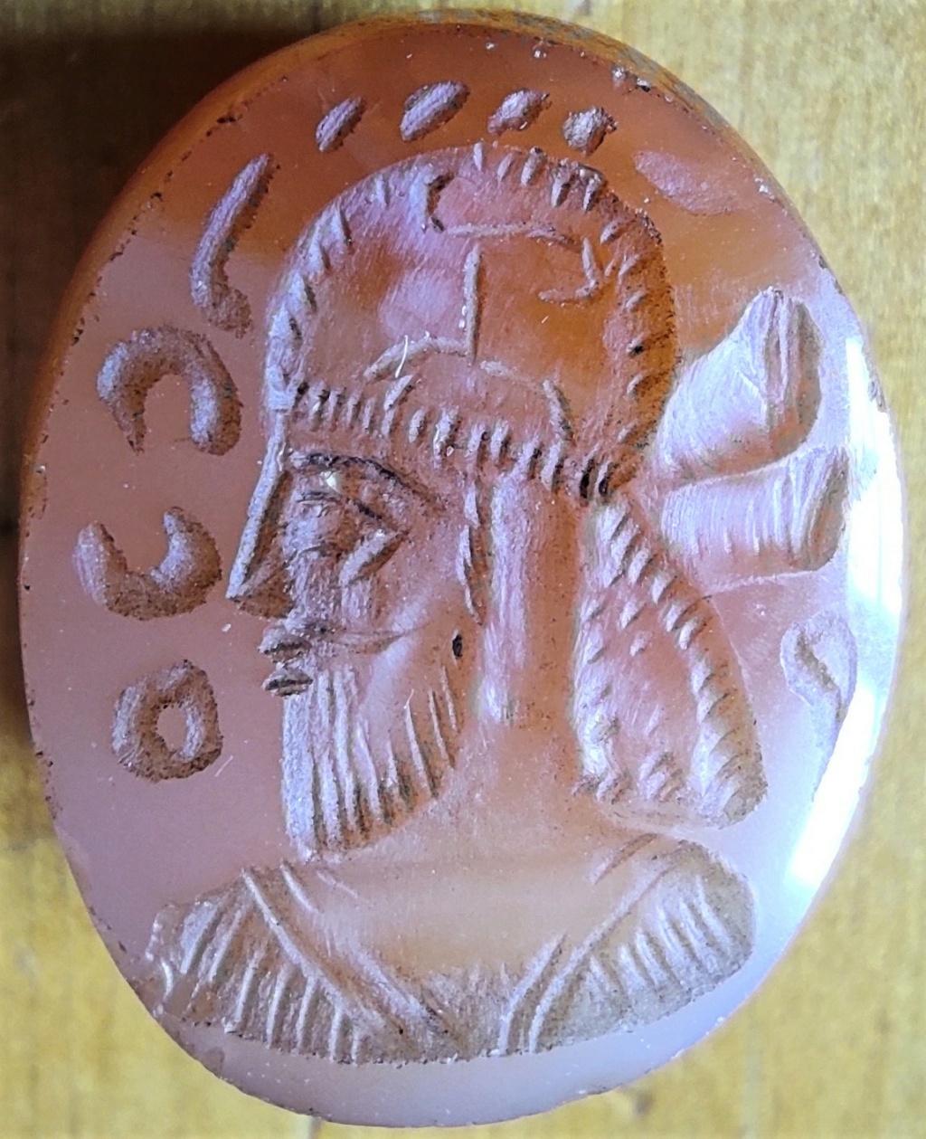 Intaille de style Sassanide, à déterminer SVP 16285017