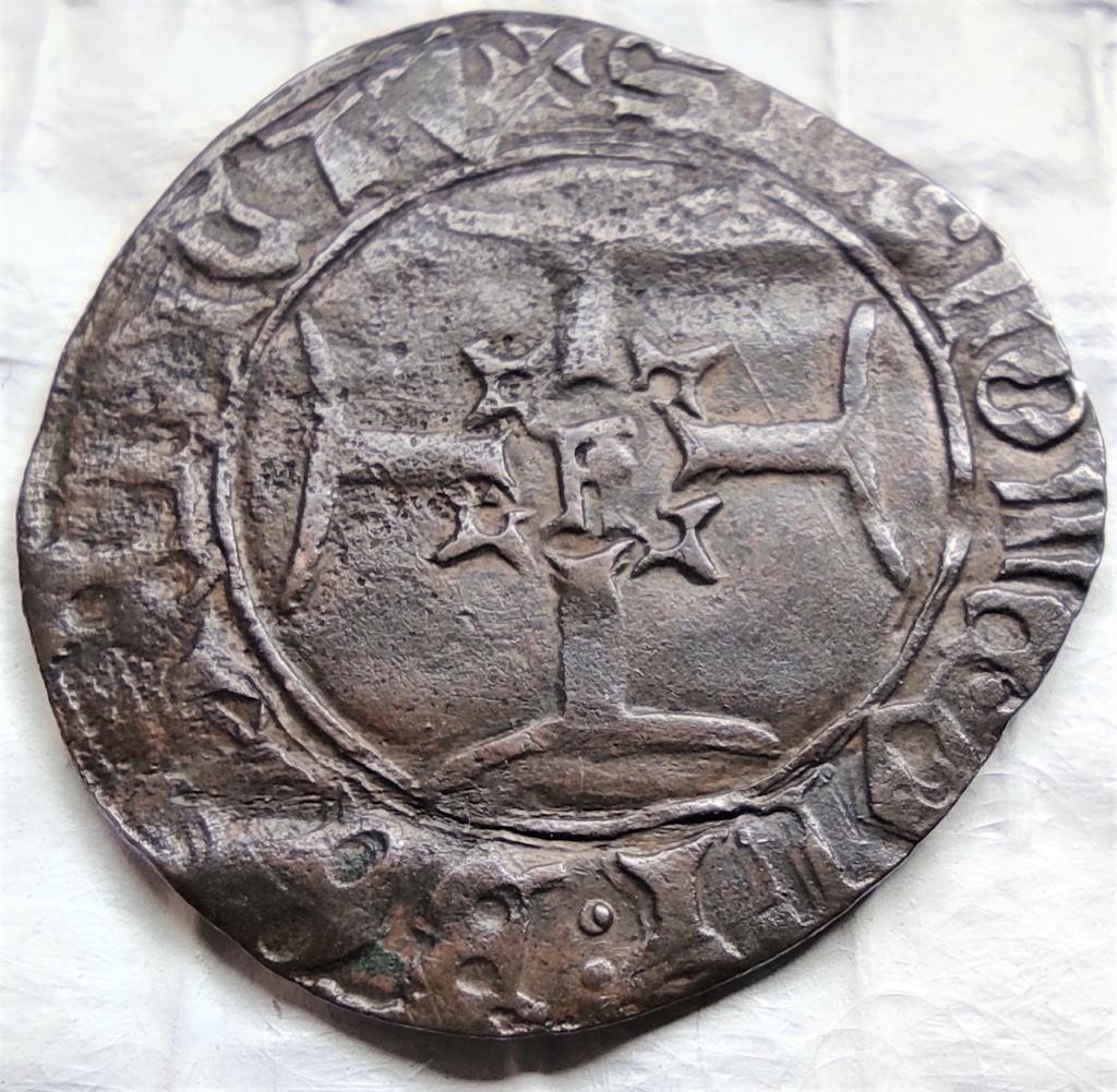 Henry V, Niquet ou Léopard de St Lô, vrai faux d'époque... Autres exemplaires à rechercher ! 16300710