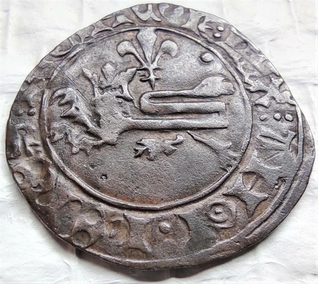 Henry V, Niquet ou Léopard de St Lô, vrai faux d'époque... Autres exemplaires à rechercher ! 16300711