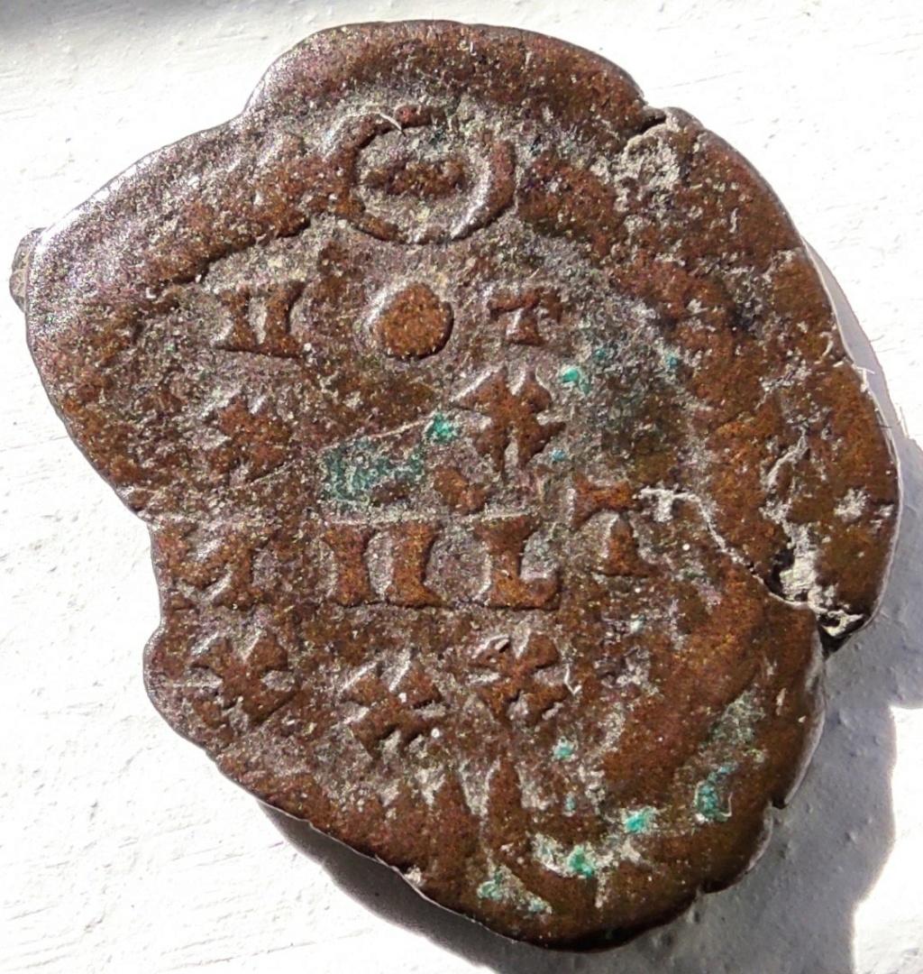 Nummus de CONSTANS sans doute émis en Cyzique (T surélevé en finale de MVLT au revers) 16333511