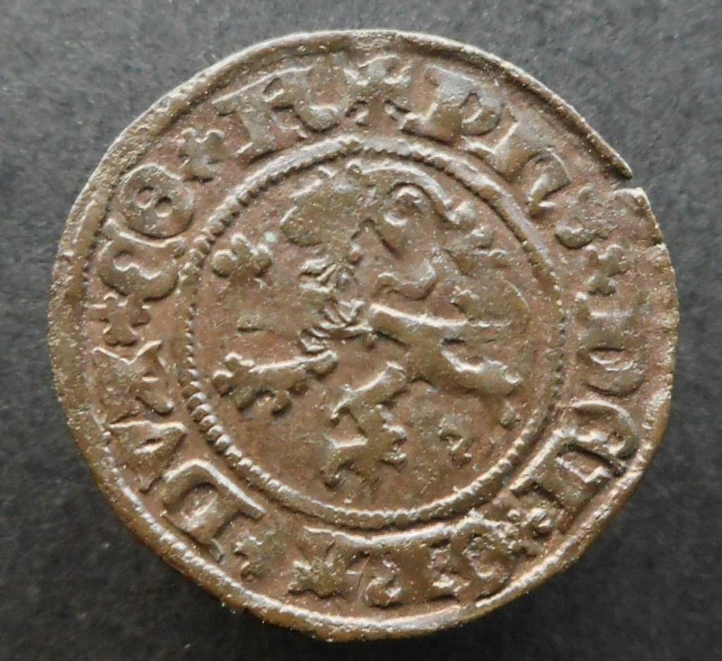Double Mite de Philippe le Beau. Gand vers 1490 27055910