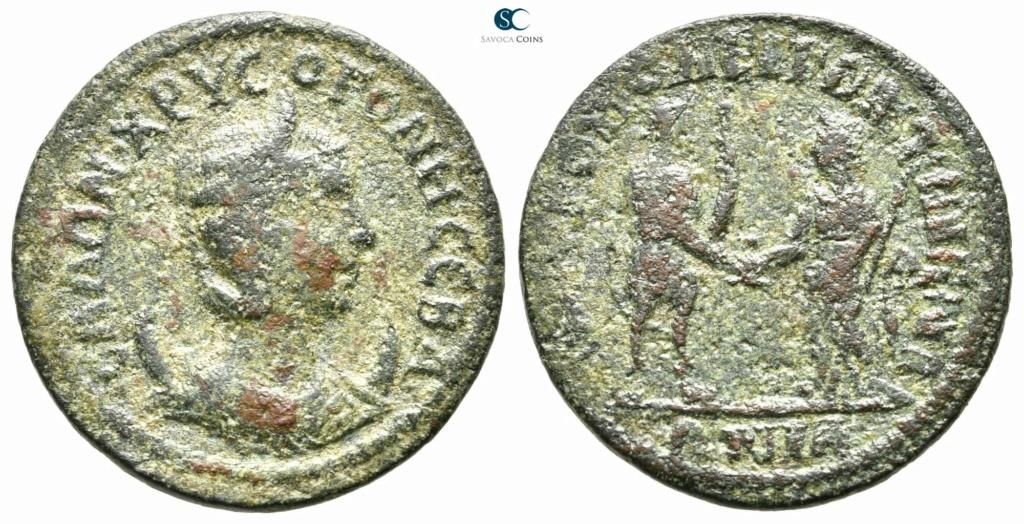 Monnaie de Salonine, revers à préciser... 76660510