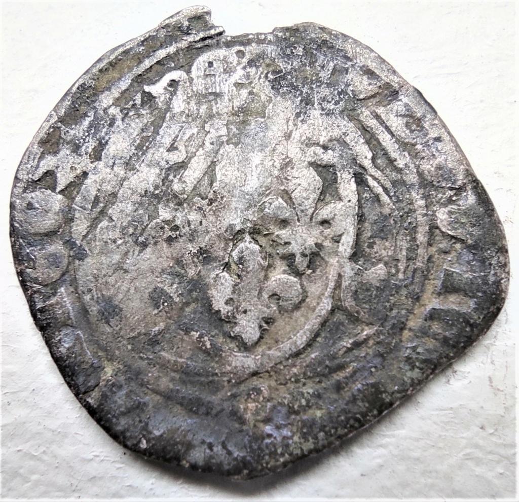 Blanc à la couronne de Louis XI, atelier à déterminer... A11_cl10