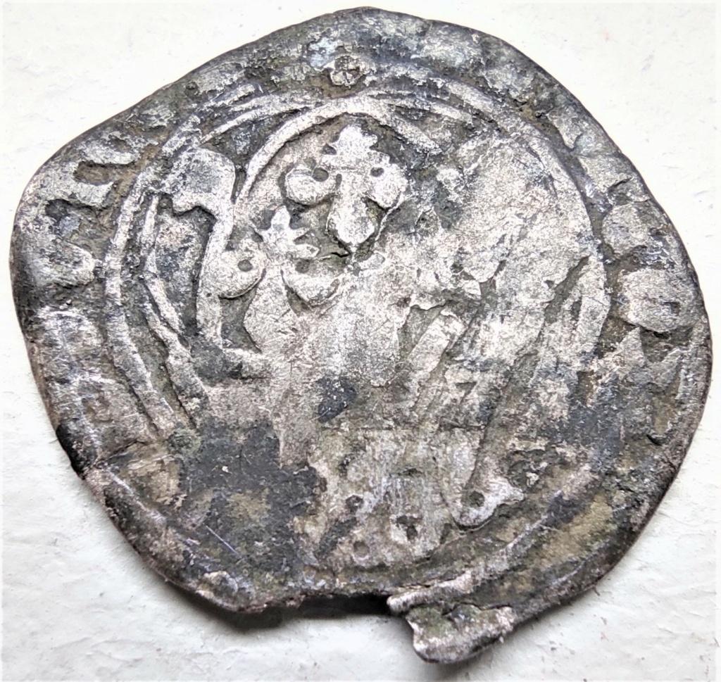 Blanc à la couronne de Louis XI, atelier à déterminer... A21_cl10