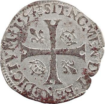 Douzain Henri IV aux 2H de Riom 1594 : demande de précision sur les différents Autre_11