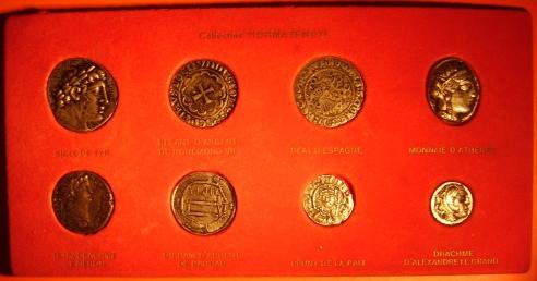 """Répliques de monnaies anciennes """"Normatensyl"""" ... Coll_n10"""