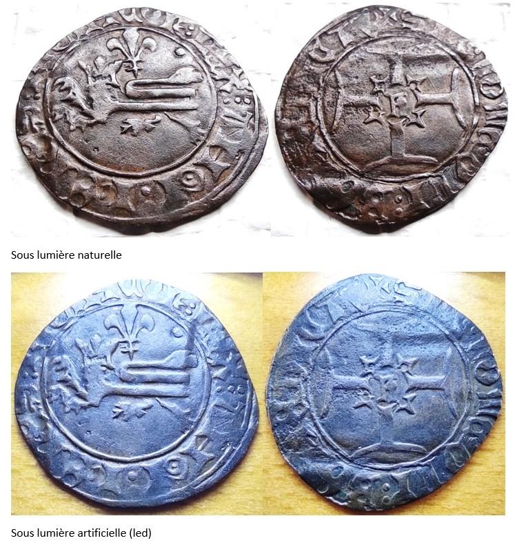 Henry V, Niquet ou Léopard de St Lô, vrai faux d'époque... Autres exemplaires à rechercher ! Henry_10