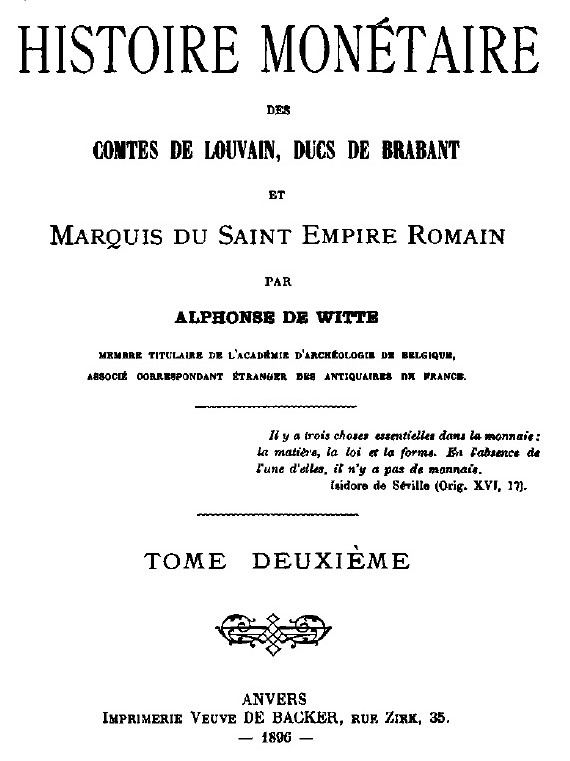 Gros émis lors de la minorité de Charles-Quint (entre fin 09/1506 et début 01/1515) Hist_m10