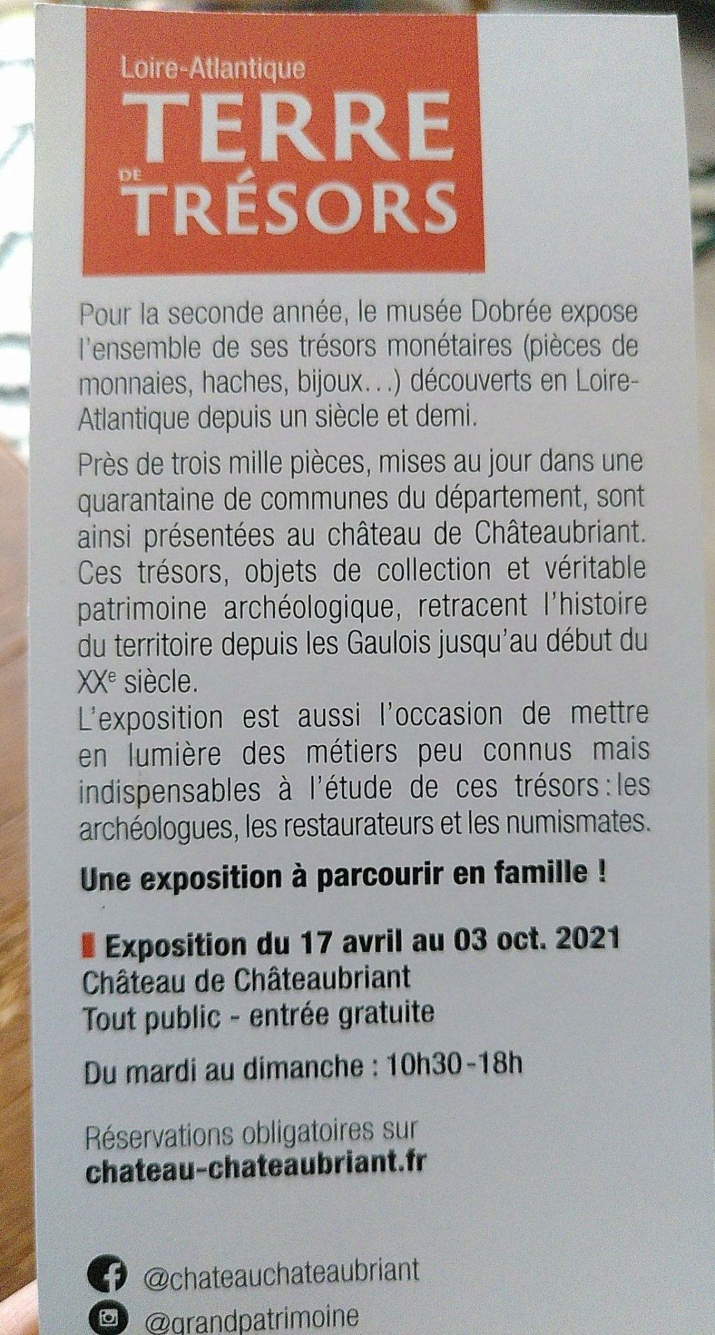 Une exposition à ne pas manquer, notamment pendant vos vacances dans l'ouest Image11