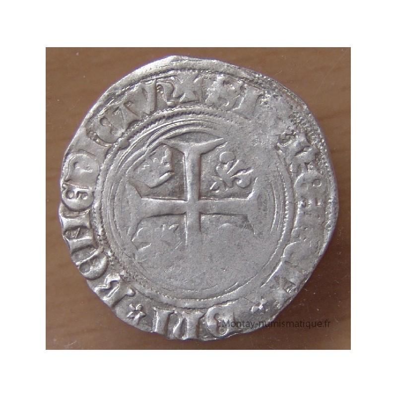 Fragment peut-être encore exploitable : Blanc de Louis XI, frappé à Limoges à confirmer... Louis-10