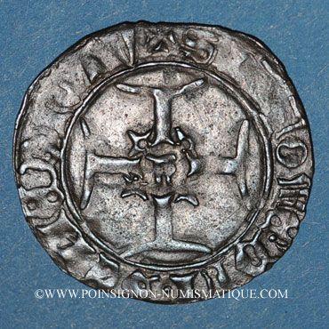 Henry V, Niquet ou Léopard de St Lô, vrai faux d'époque... Autres exemplaires à rechercher ! Monnai13
