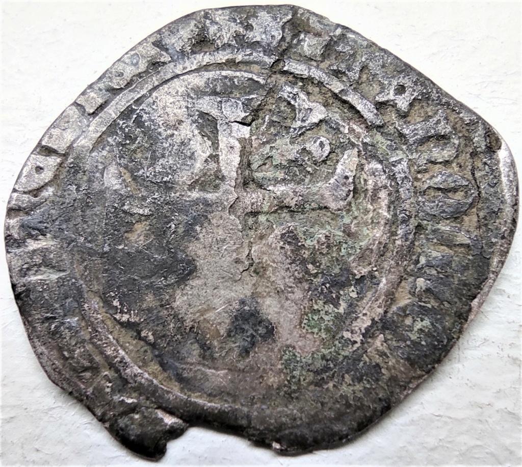Blanc à la couronne de Louis XI, atelier à déterminer... R1_cla11