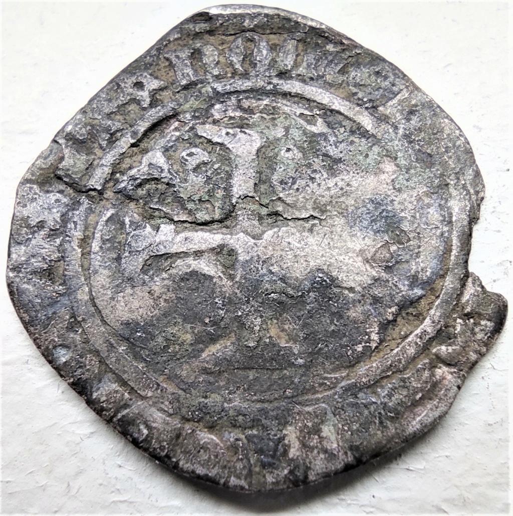 Blanc à la couronne de Louis XI, atelier à déterminer... R2_cla11