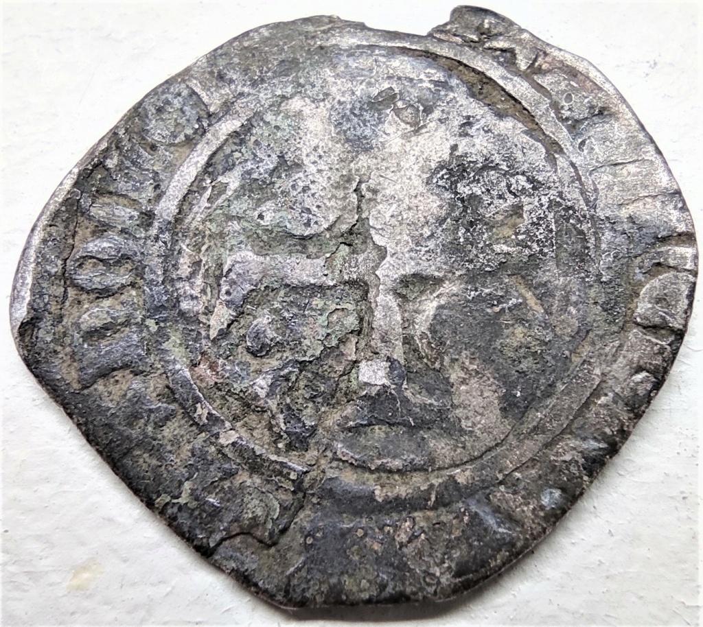 Blanc à la couronne de Louis XI, atelier à déterminer... R3_cla11