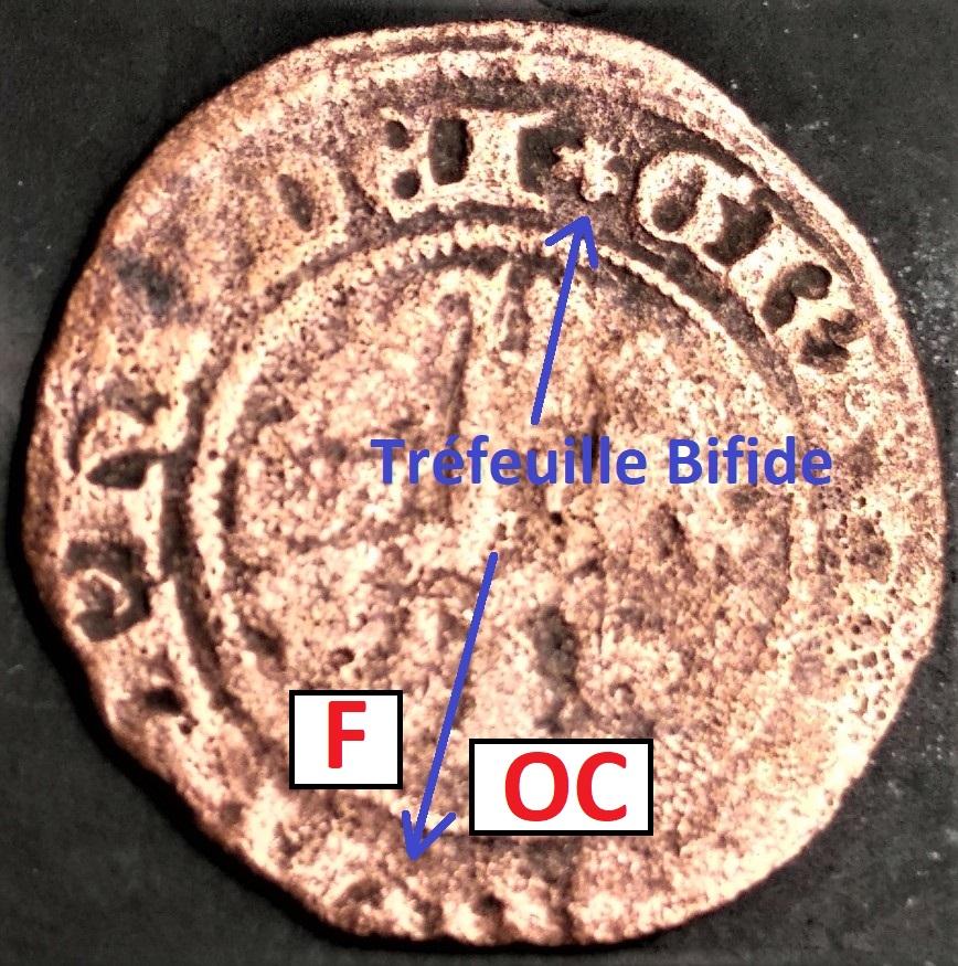 Double Mite de Philippe le Beau. Gand vers 1490 Receiv14