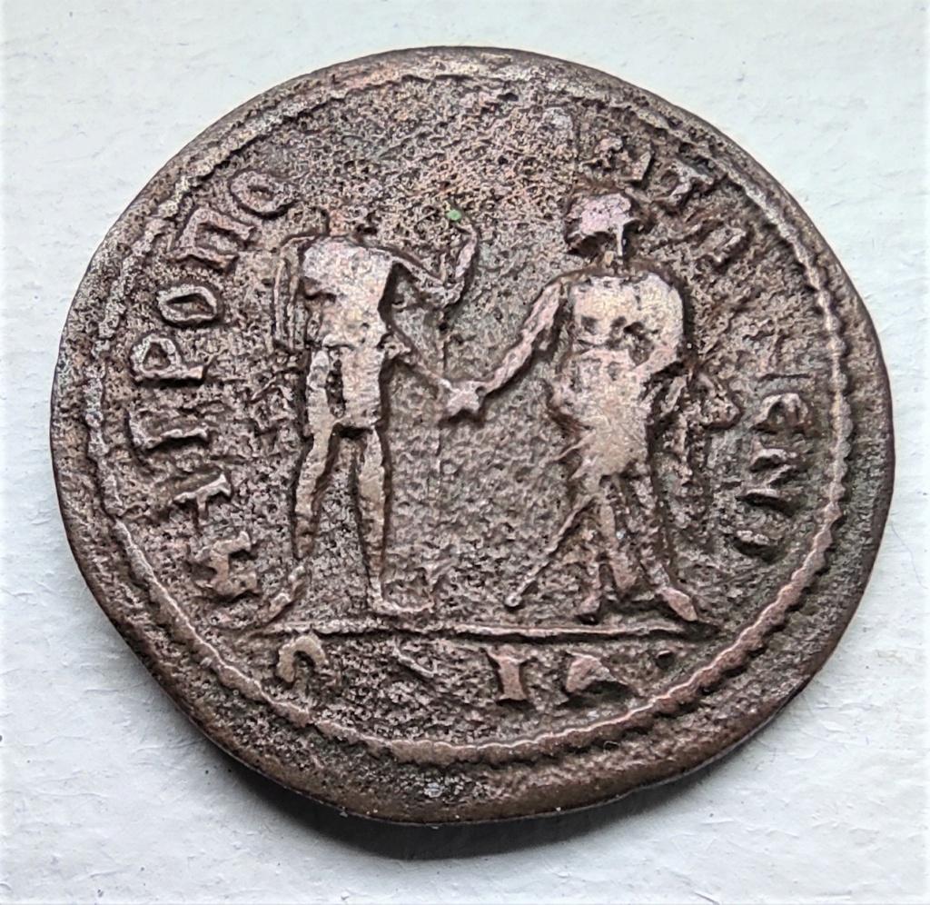 Monnaie de Salonine, revers à préciser... Revers37