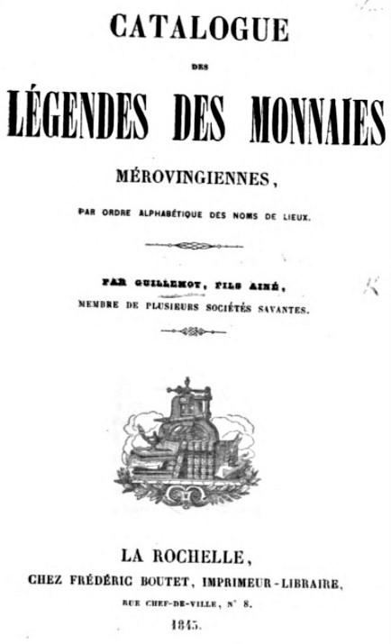 Trien méro d'Alleyrat (Elariaco) Corrèze (19), Landericvs monétaire ... Sans_t11