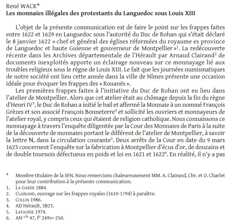 Identification des Différents d'un Douzain Louis XIII Huguenot Montpellier 1622 Contremarqué en 1640 Wack_110