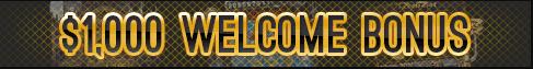 slotland get 1000 welcome bonus
