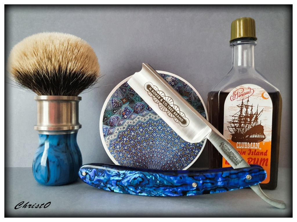 Shave of the Day / Rasage du jour 2021-046