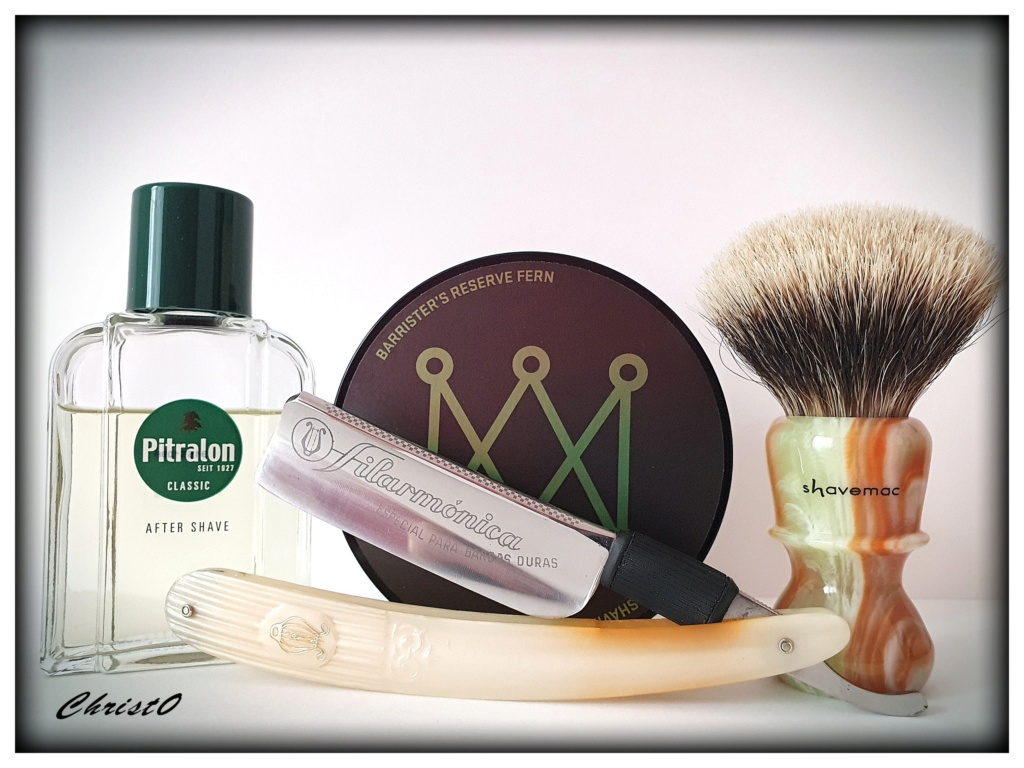 Shave of the Day / Rasage du jour 2021-047