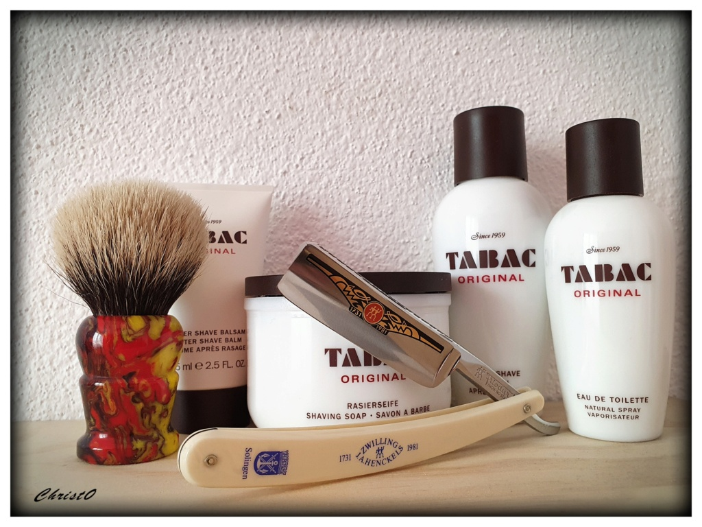 Shave of the Day / Rasage du jour 2021-048