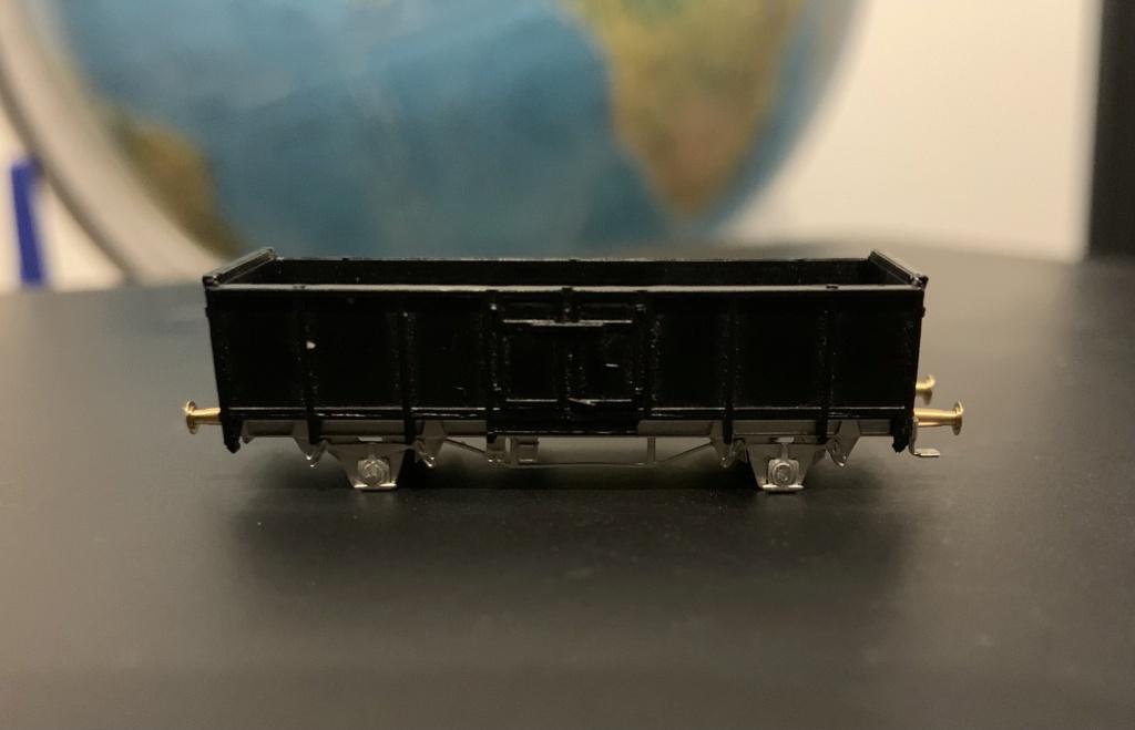 Assemblage kits wagons SNCB Freudenreich A8934410
