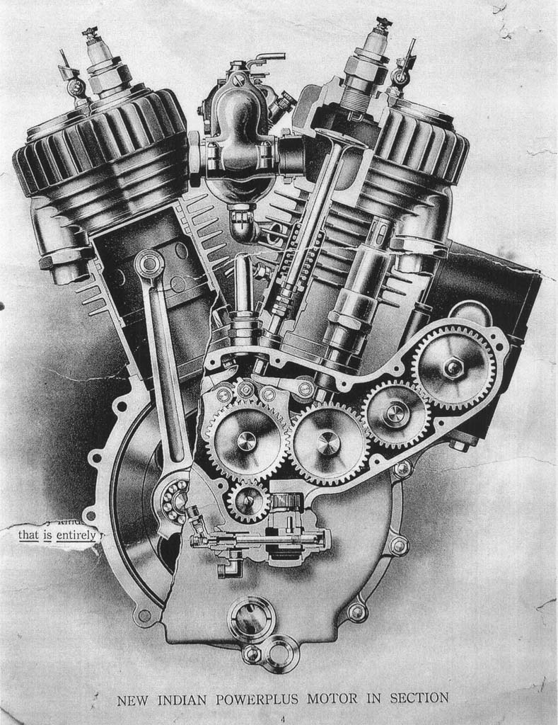 Identificar motor 04101510