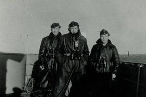 combinaison /  Kriegsmarine en cuir  allemande ww2  Image_10