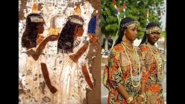 Les origines de l'humanité Sem Cham et Japhet 3 fils de Noah - Page 2 Videoc10